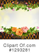 Roses Clipart #1293281 by merlinul