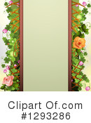 Roses Clipart #1293286 by merlinul
