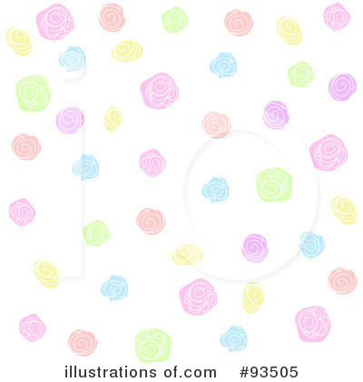 Roses Clipart #93505 by Pushkin