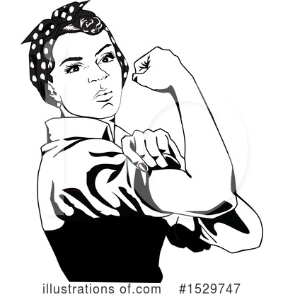 Royalty-Free (RF) Rosie Clipart Illustration by Dennis Holmes Designs - Stock Sample #1529747