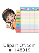 Routine Clipart #1148919 by Graphics RF