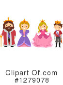 Royal Clipart #1279078 by BNP Design Studio