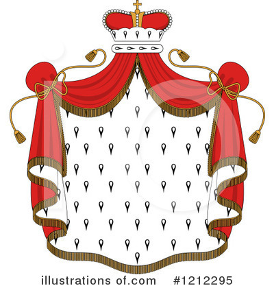 Coat Of Arms Clipart #1212295 by Vector Tradition SM