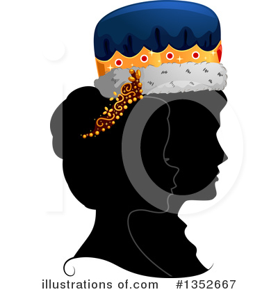 King Clipart #1352667 by BNP Design Studio