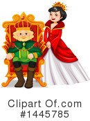 Royalty-Free (RF) Royalty Clipart Illustration #1445785
