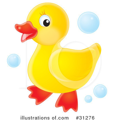 Bath Time Clipart #31276 by Alex Bannykh