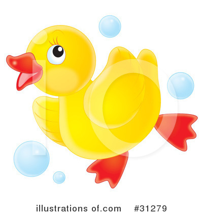 Bath Time Clipart #31279 by Alex Bannykh