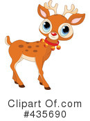 Royalty-Free (RF) Rudolph Clipart Illustration #435690