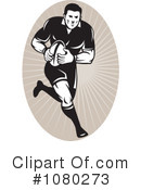 Rugby Clipart #1080273
