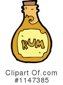 Royalty-Free (RF) Rum Clipart Illustration #1147385