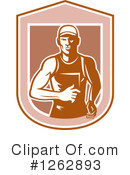 Runner Clipart #1262893 by patrimonio