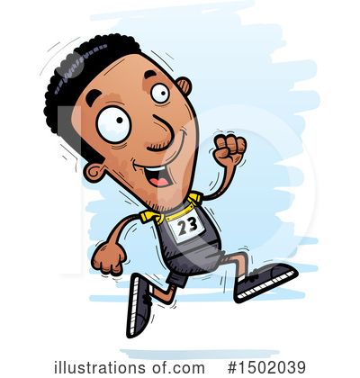 Running Clipart #1502039 by Cory Thoman