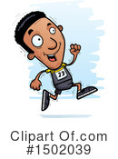 Runner Clipart #1502039 by Cory Thoman