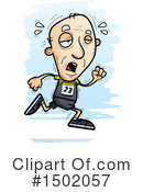 Royalty-Free (RF) Runner Clipart Illustration #1502057