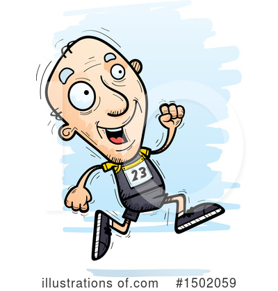 Running Clipart #1502059 by Cory Thoman