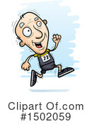Royalty-Free (RF) Runner Clipart Illustration #1502059