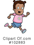 Running Clipart #102883 by Cory Thoman