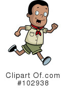 Running Clipart #102938 by Cory Thoman