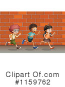 Running Clipart #1159762 by Graphics RF