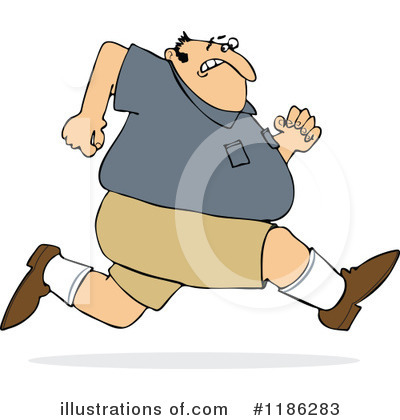 Running Clipart #1186283 by djart