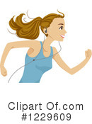 Running Clipart #1229609 by BNP Design Studio