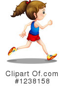 Running Clipart #1238158 by Graphics RF