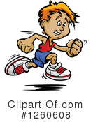 Running Clipart #1260608 by Chromaco