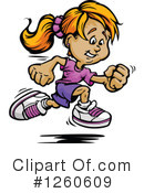 Running Clipart #1260609 by Chromaco
