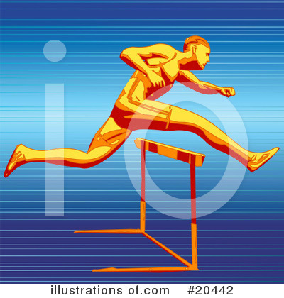 Hurdle Clipart #20442 by Tonis Pan