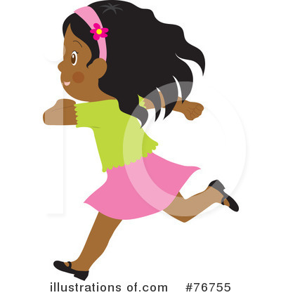 Little Girl Clipart #76755 by Rosie Piter