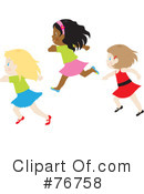 Running Clipart #76758 by Rosie Piter