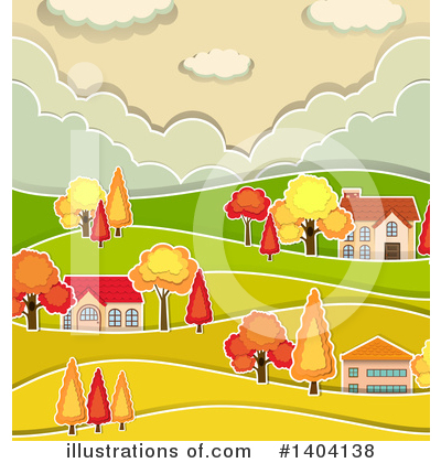 House Clipart #1404138 by Graphics RF