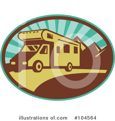 Gallery For Class C Motorhome Clipart