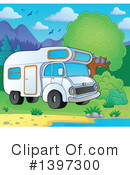 Rv Clipart #1397300 by visekart
