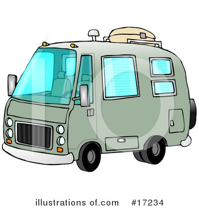 Camping Clipart #17234 by djart