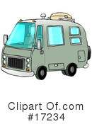 Rv Clipart #17234 by djart
