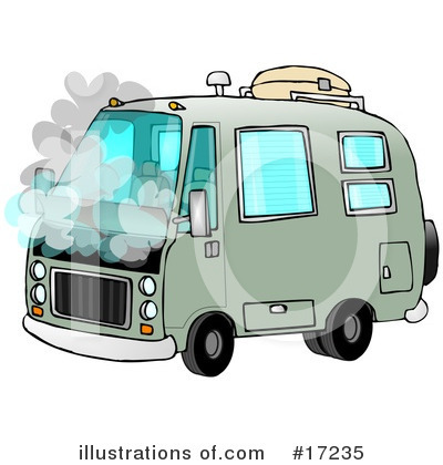 Camping Clipart #17235 by djart