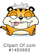 Saber Tooth Tiger Clipart #1450663 by Cory Thoman