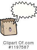 Sack Clipart #1197587 by lineartestpilot