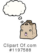 Sack Clipart #1197588 by lineartestpilot