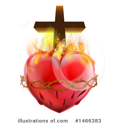 Jesus Clipart #1466383 by AtStockIllustration