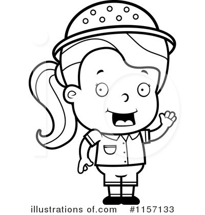 safari people coloring pages - photo#5