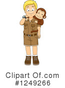 Royalty-Free (RF) Safari Clipart Illustration #1249266