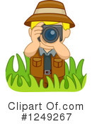 Royalty-Free (RF) Safari Clipart Illustration #1249267