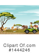 Safari Clipart #1444246 by Graphics RF
