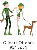 Safari Clipart #210259 by BNP Design Studio