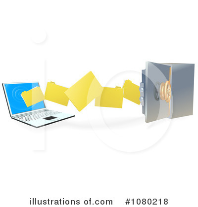 Backup Clipart #1080218 by AtStockIllustration