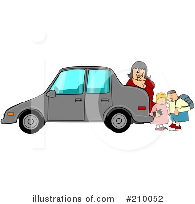 Accident Clipart #210052 by djart