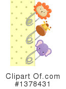 Safety Pin Clipart #1378431