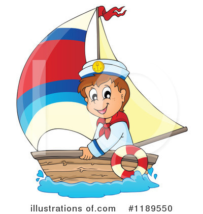 Boating Clipart #1189550 by visekart